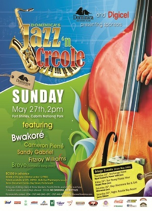 Dominica's Jazz n' Creole '12