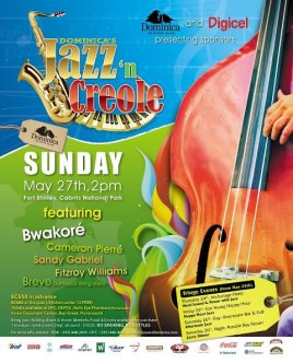 Dominica's Jazz n' Creole 2012