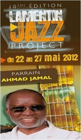 Lamentin Jazz Project 2012, Guadeloupe